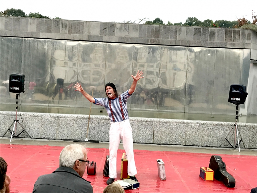 MIPRO助力德國帕德博恩表演藝術節