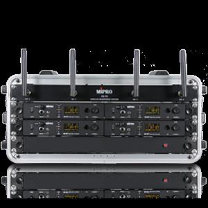 四頻道套裝無線監聽系統